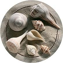 Thirstystone Stoneware Coaster Set, Shells