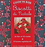 biscotti di natale. cook'in box. con gadget