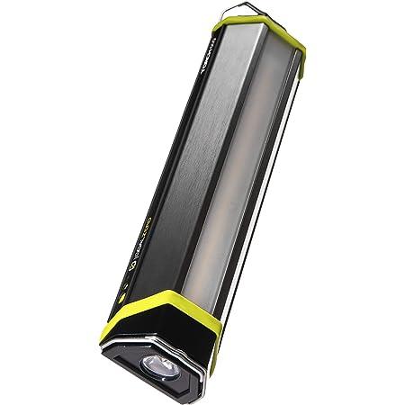 Goal Zero Torch 500 Multi-Use Light. LED Flashlight, 500 Lumen LED Light Solar Lantern. Weatherproof Flashlight. Portable Spotlight and Floodlight. Rechargeable Flashlight with Built-in Solar Panel.