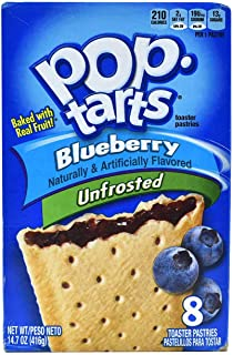 Kellogg's Pop-Tarts Blueberry