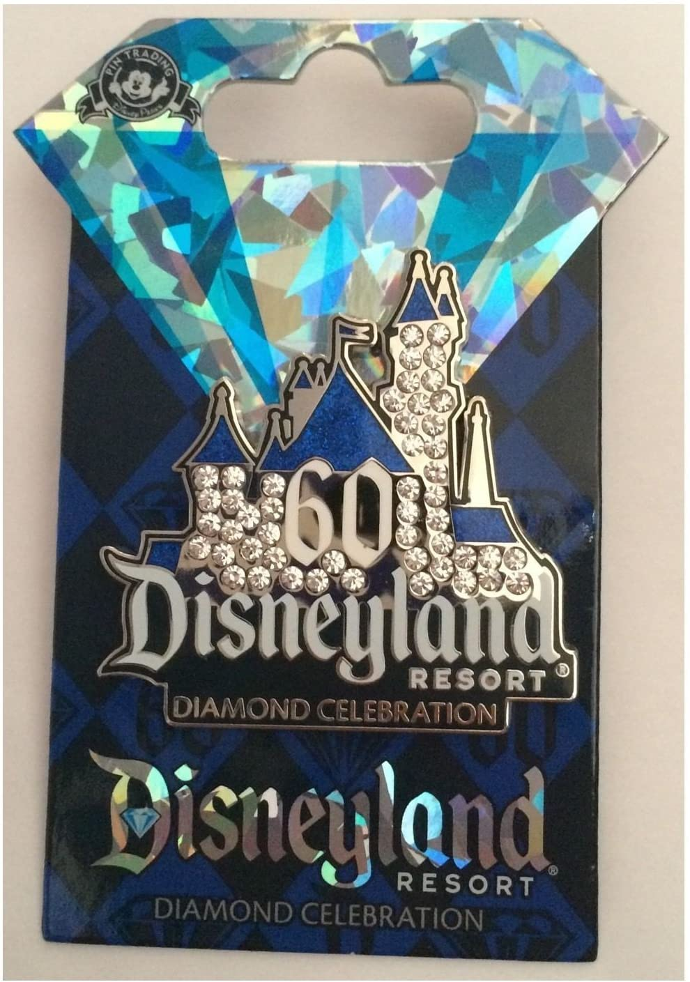 Outlet ☆ Free Shipping Disneyland 60th Anniversary Diamond Beauty Celebration Limited price Sleeping