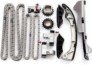 OCPTY Timing Chain Kit Tensioner Guide Rail Idler Sprocket fits for 2006-2013 Toyota Venza Camry Lexus 3.5L 2GRFE 3GRFSE 4GRFSE TK2040