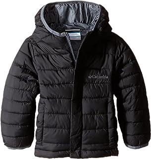 Columbia 男童 Powder Lite Puffer 夹克