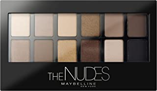 Maybelline The Nudes Palette, Multicolor