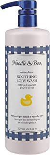 Noodle & Boo Soothing Baby Body Wash for Gentle Baby Care, 25 Fl Oz