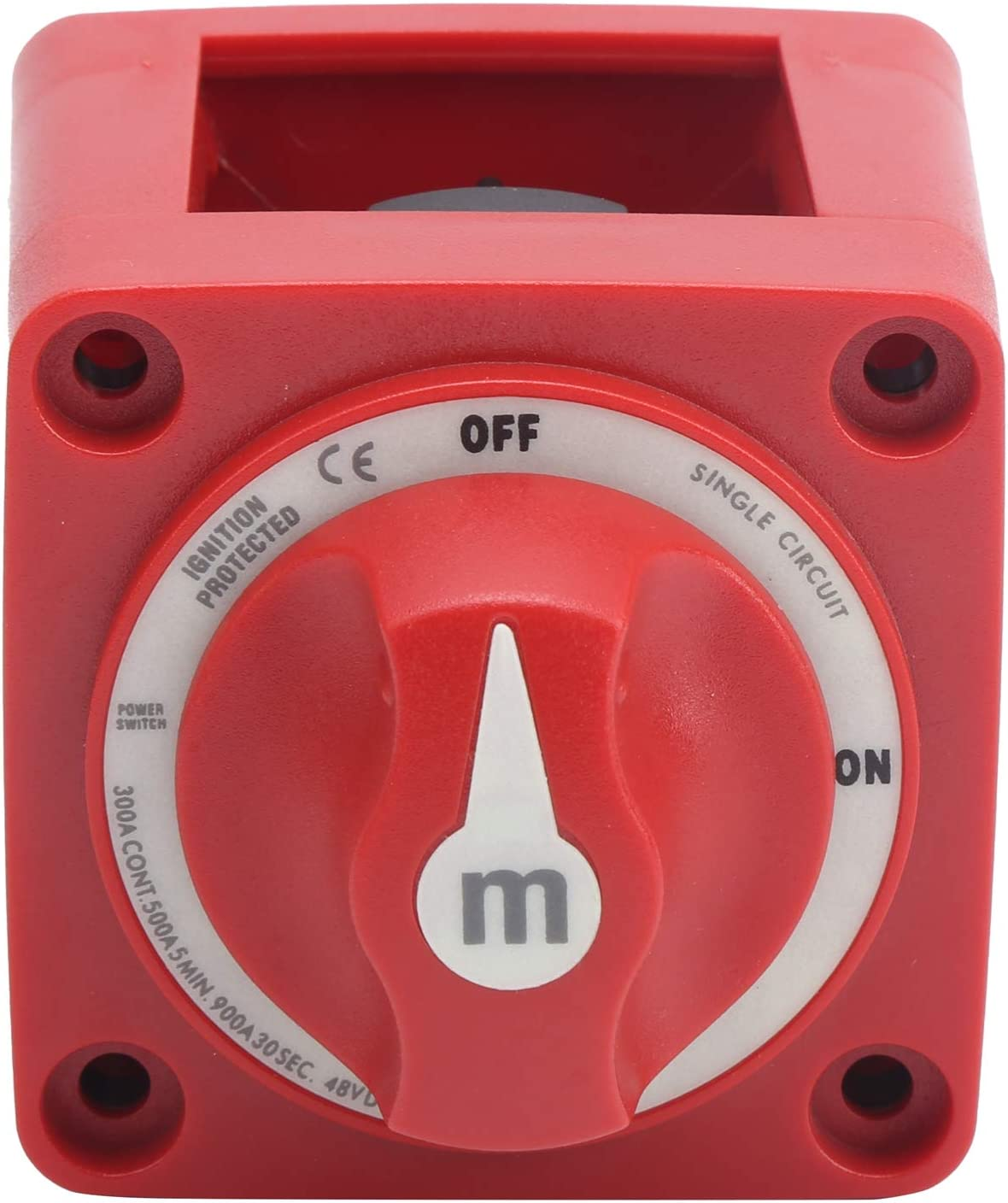 Fockety Marine Battery Switch M5 DC 48V On Current 300A High Max 45% OFF Of Cheap sale
