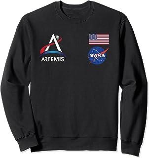 NASA Artemis Mission 1 Moon To Mars Sweatshirt