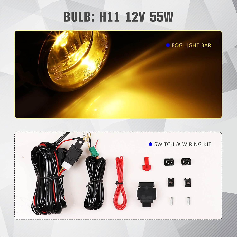 Lighting Assemblies & Accessories Winjet Fog Lights Assembly for ...