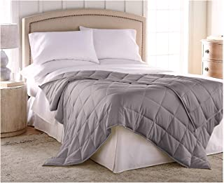 Harmonia Weighted Blanket Adult 25 lbs :: Cotton Shell, Glass Bead Fill, 60