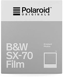Polaroid Originals - 4677 - Película Negro y Blanco para cámara SX-70