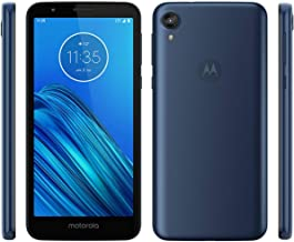 Motorola Moto E6 Smartphone with 16GB Memory, Unlocked - Starry Black