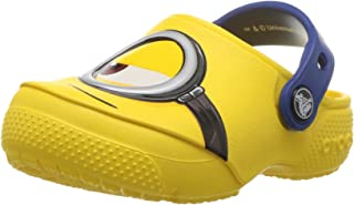 Crocs Kids' Fun Lab Minions Clog