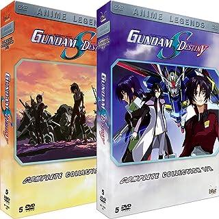 機動戦士ガンダムSEED DESTINY DVDBOX(全50話) [Import]