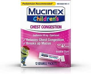 Best children's mucinex products Reviews