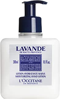 L'Occitane Moisturizing Hand Lotion,10.1 Fl Oz
