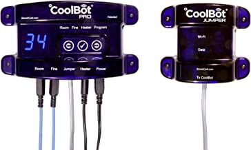 CoolBot Pro 34ºF Walk-In Cooler Controller for Air Conditioners (Wi-Fi Enabled)