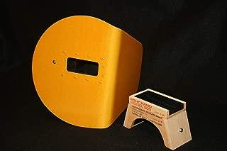 The Original Pancake Welding Hood Helmet w/Strap - Right Handed