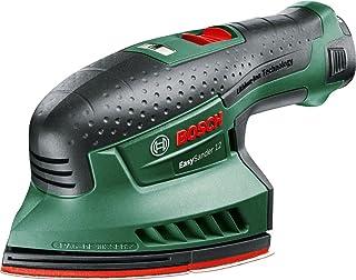 Sponsored Ad – Bosch 603976974 EasySander 12 Cordless Multi-Sander with 12 V Lithium-Ion Battery, Green, 12.0 cm*24.4 cm*1...