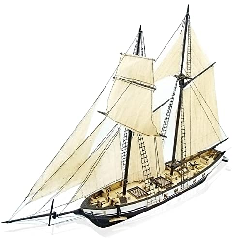Wooden Model Boat Kit Amazon Com