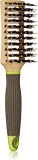 Macadamia Professional Hair Care Products Boar Bristle Tunnel Vent Brush