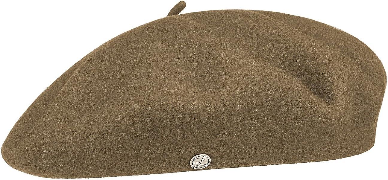 Authentique Classic Wool Beret - Sand