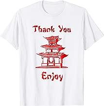 Best thank you enjoy chinese shirt Reviews