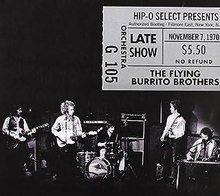 Authorized Bootleg: Fillmore East N.Y. N.Y. Late S