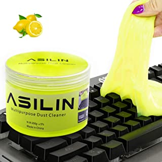 Keyboard Cleaner Universal Cleaning Gel for PC Tablet Laptop Keyboards Car Vent, Camera, Telephone, Calculator,Printers Sp...