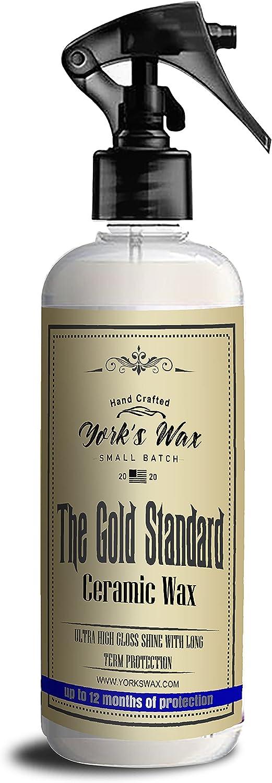 The Super sale period limited Gold Discount mail order Standard Ceramic Car Spray Wax