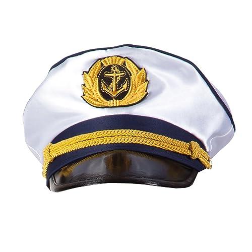78b942eb1 Captains Hat: Amazon.co.uk