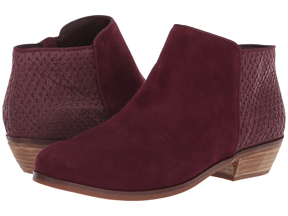 SoftWalk Rocklin (Burgundy) Women