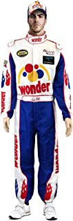 Ricky Bobby Nascar Jumpsuit + Cap Full Costume Talladega Nights
