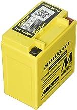MotoBatt 12 Volt 8 Ah MBTX7U Sealed Maintenance Free AGM Battery