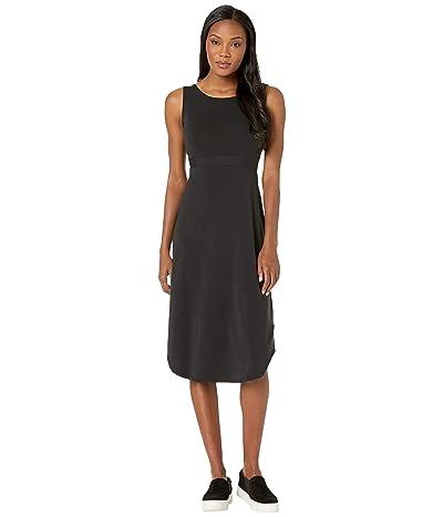 ExOfficio Wanderluxtm Alessandria Dress (Black) Women