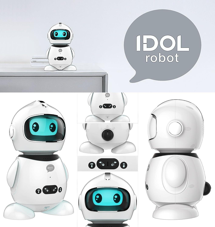 Robot Idol  The Smart Educational Friend