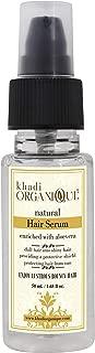 Khadi Hair Serum ( Natural,with 100% Organic Argan Oil,premium quality)