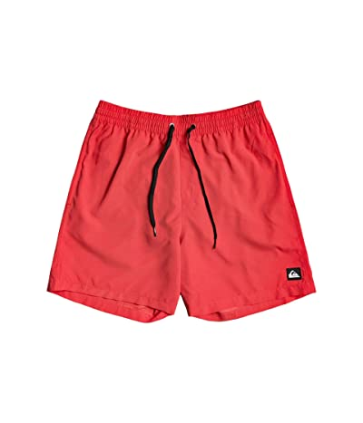 Quiksilver Everyday Volley 17 Boardshorts (High Risk Red) Men