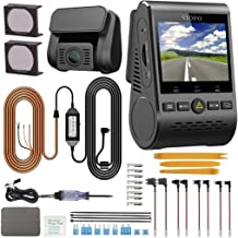 $213 Get VIOFO A129 Duo (All-Inclusive Bundle) 2 Channel 1080P Front and Rear Dash Camera | WiFi GPS Built-in | Hardwiring Kit, Installation Kit and 2X CPL Filter (Front and Rear) Included