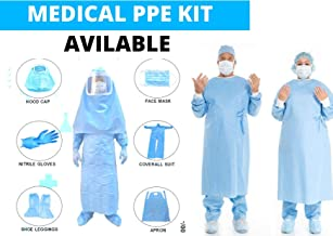 SMDC Medical PPE KIT with Hoodcap