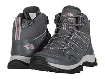 The North Face Hedgehog Fastpack II Mid Waterproof (Zinc Grey/Mauve Shadows) Women