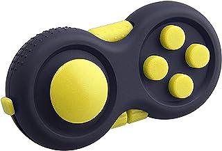 [カラーショップ]Fidget Pad ストレス解消パッド ストレス解消グッズ 不安 緊張  リリーフ ルービックパッド