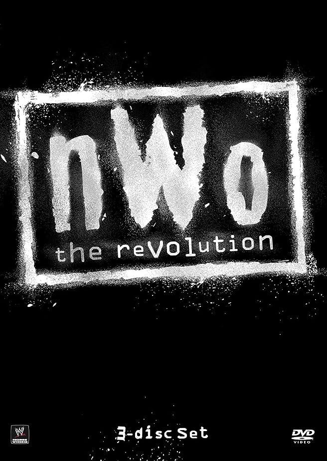 ヒュームロンドン正午WWE n.W.o ザ?レボリューション(3枚組) [DVD]