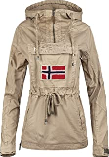 Geographical Norway Bans Production - Chaqueta cortavientos para mujer