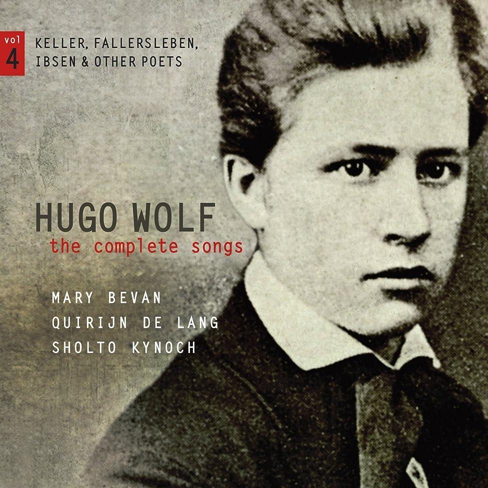 Complete Songs Vol. 4: Keller Fallersleben Ibsen &