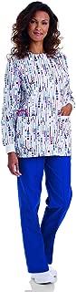 Best landau print scrub jackets Reviews