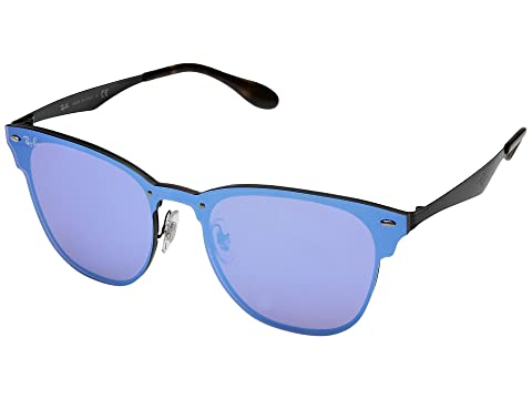 900313f6f5d25 Ray-Ban Blaze Clubmaster RB3576N 47mm at Zappos.com
