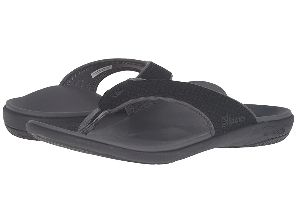 Spenco Yumi (Onyx) Women's Shoes, Black