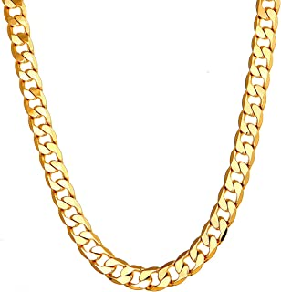 Best mens short gold chain Reviews