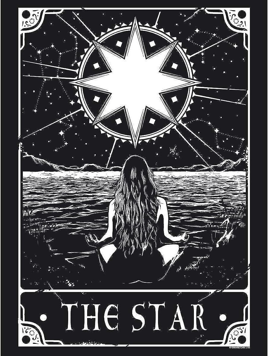 Deadly Tarot Womens//Ladies The Star T Shirt