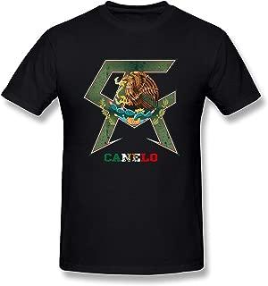 Danielrio Saul Alvarez Canelo Graphic Mens Fashion T-Shirt